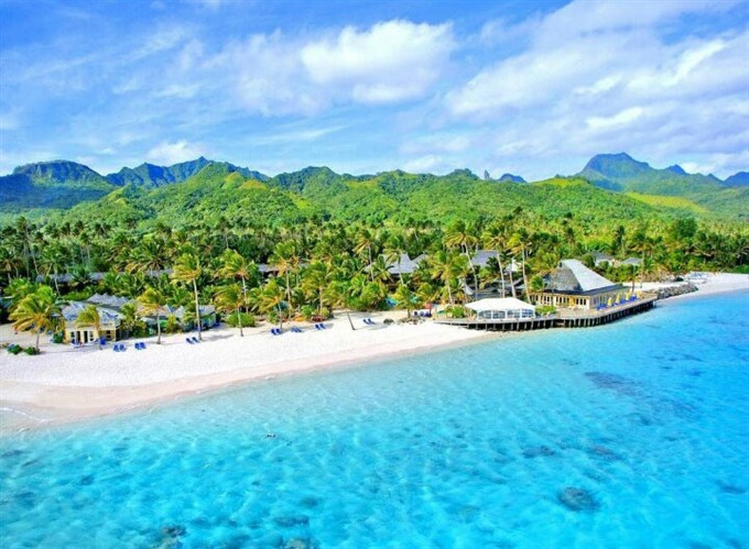 The Rarotongan Beach Resort & Spa | Honeymoon