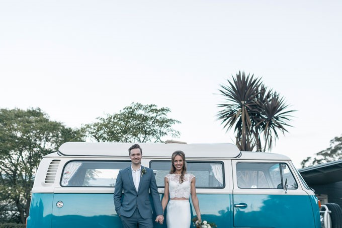 Aleksandar Jason | Real Wedding | Kombi Van | St. Hakea