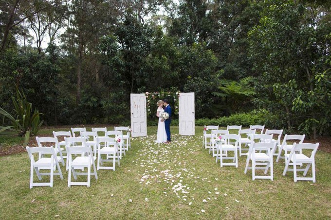 The Australian Botanic Garden | Wedding Ceremony