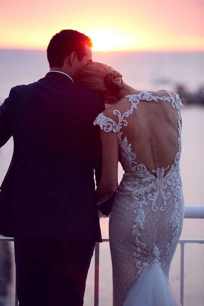 Lost In Love Photography | Sunset | Royal Melbourne Yacht Squadron