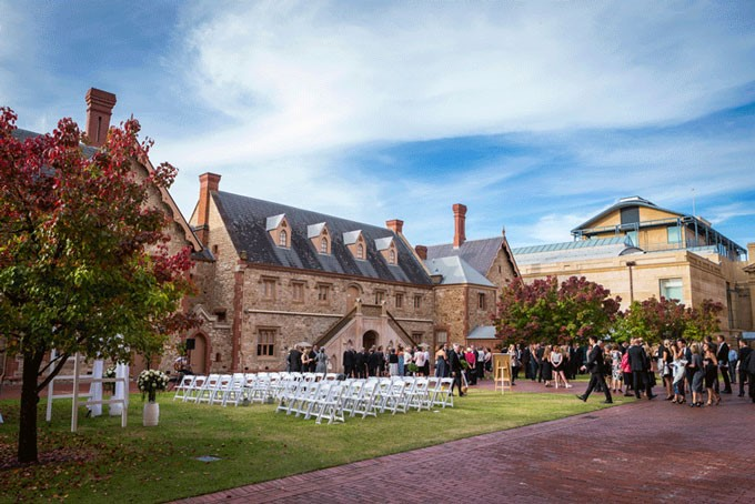 Weddings At The South Australian Museum | Adelaide