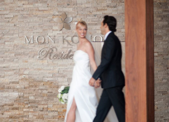 Mon Komo Hotel Weddings - Welcome To The Seaside