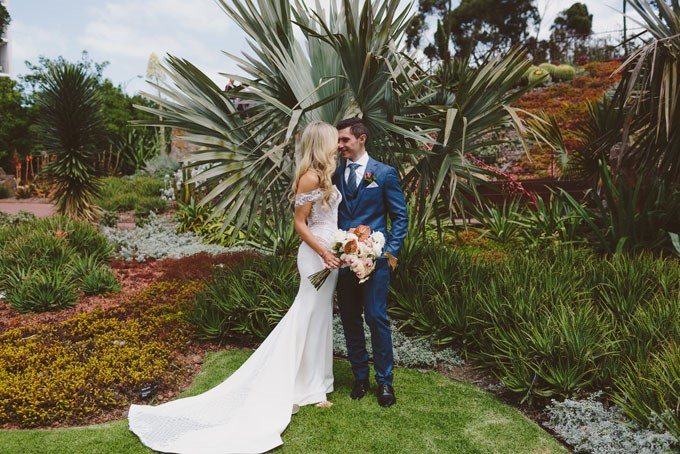 Beck Rocchi Photography | Melbourne Wedding | Bride and Groom