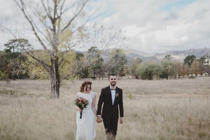 Canberra Wedding Of The Year Winners 2016: Beth & Sean