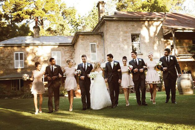 Glen Ewin Estate | Wedding Venue | Adelaide Hills