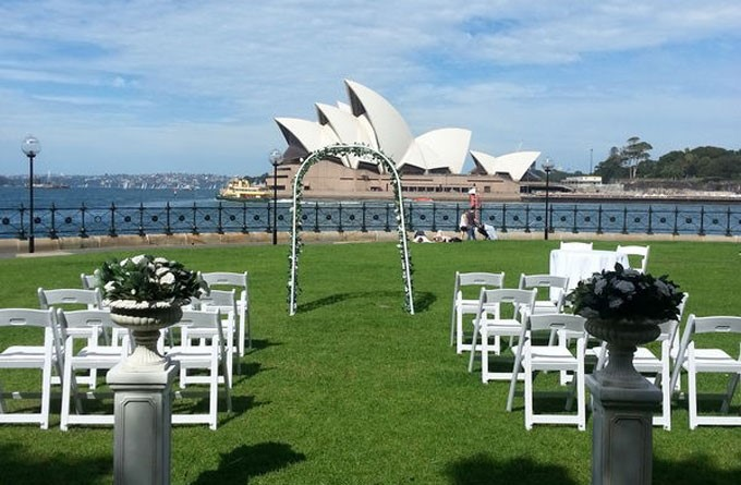Campbelltown Chair And Party Hire | Ceremony Hire