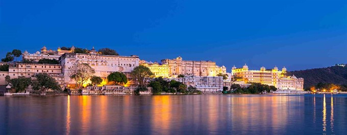 Surrender to Udaipur's Royal Romance