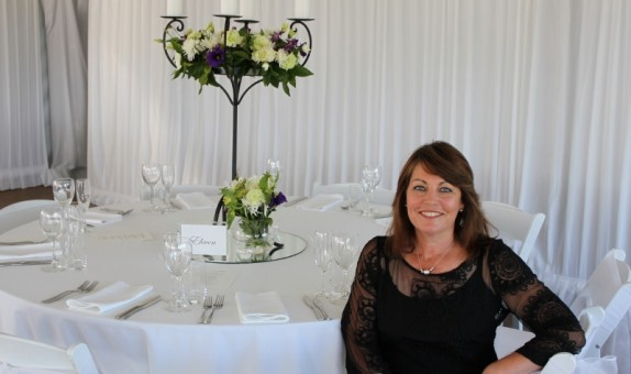 Michelle Rhodes – Director of Domayn Events