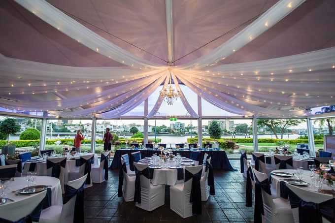 The Landing at Dockside | Riverside Venue