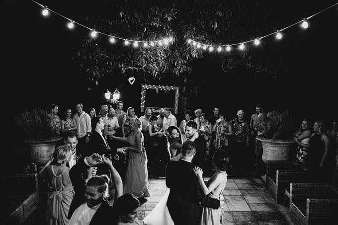 Image by Finch & Oak Wedding Photography