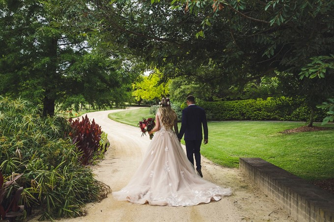 Hunter Valley Gardens | Ceremony