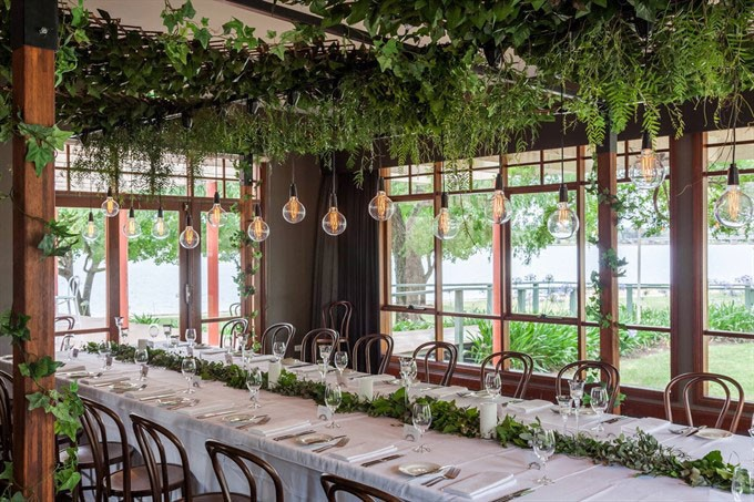 The Boat House By Lake Burley Griffin Awarded Best Canberra