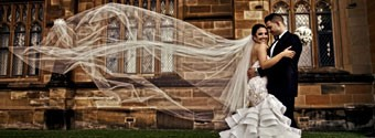 Real Wedding: Jessica & Matthew's Glamorous Sydney Wedding