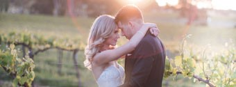Real Wedding: Brenda & Andrew's Romantic Country Wedding