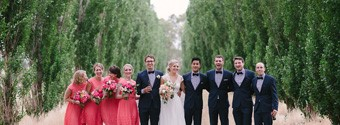 Alice & Ross: South Australian Wedding of the Year Competition Winners!