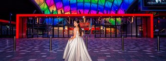 Adelaide Entertainment Centre - The Ultimate Location For A Fairytale Wedding