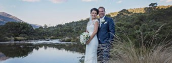 Real Wedding: Brooke & Adam's Lakeside Romance