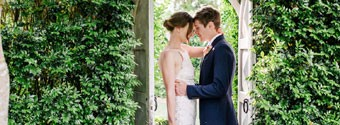 Real Wedding: Danica & Cameron's Intimate Countryside Wedding