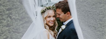 Real Wedding: Tayla & Ryan's Garden Wedding At Jaspers, Berry