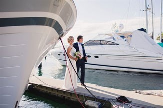 Royal Motor Yacht Club | Wedding Venue