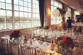 Cafe Birkenhead | Wedding Venue