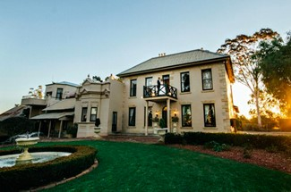 Historic Eschol Park House | Wedding Venue