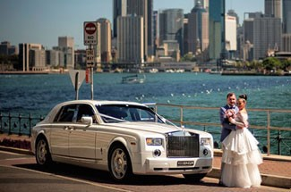 Rolls Royce Hire Sydney | Wedding Transport