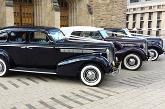 Buicks of Adelaide | Wedding Transport