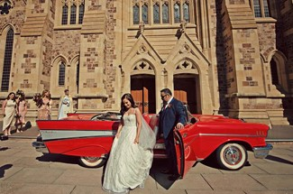 Adelaide Chevy Hire | Wedding Transport