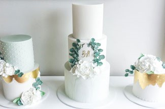 Ivy & Stone Cake Design | Wedding Cakes
