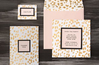 Straight from the Heart | Wedding Stationery
