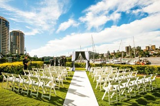The Landing at Dockside | Wedding Venue