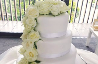 Cake Studio Adelaide | Wedding Cake