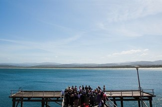 Merimbula Aquarium & Wharf Restaurant | Wedding Venue