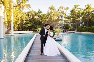 Sheraton Grand Mirage Resort | Wedding Venue