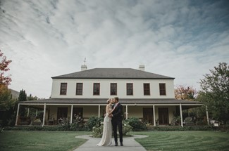 Ginninderry Homestead | Wedding Venue