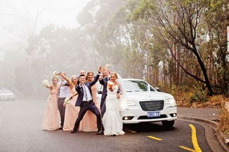 Be Seen Limousines | Wedding Transport