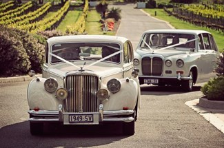 Classic Jags | Wedding Transport