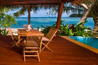 Valé Valé Beachfront Villas | Honeymoon Destination