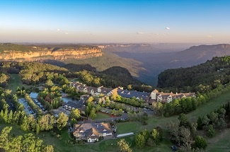 Fairmont Resort Blue Mountains | Wedding Venue