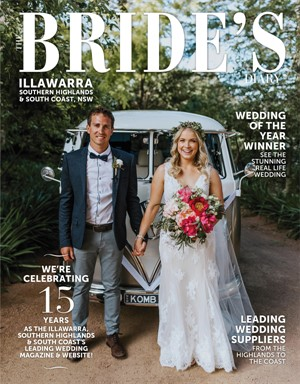 The Bride's Diary® Illawarra, Southern Highlands & South Coast