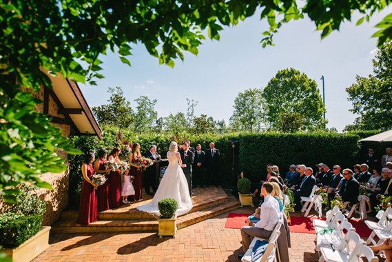 The Hills Lodge Hotel | Wedding Venue | Wedding Ceremony