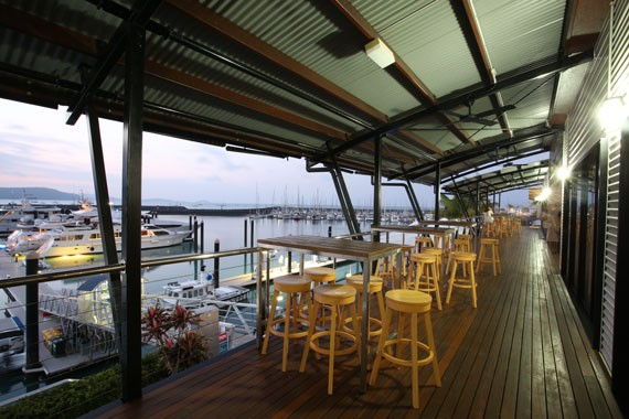 Lure, Abell Point Marina | Deck