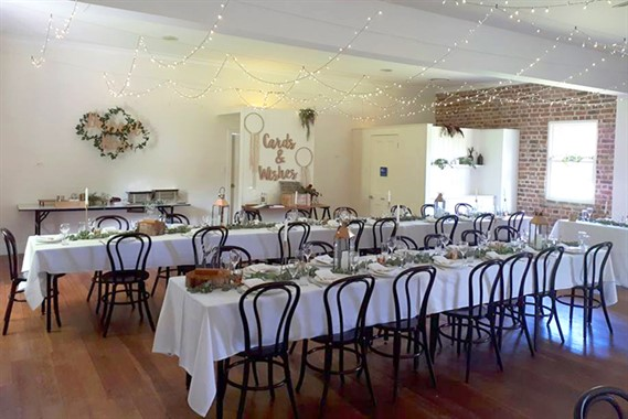 Campbelltown Chair and Party Hire | Event Hire | Bentwood Chair Hire