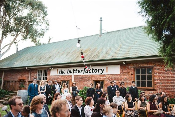 The Butterfactory | Wedding Venue | NSW Wedding Reception Venue