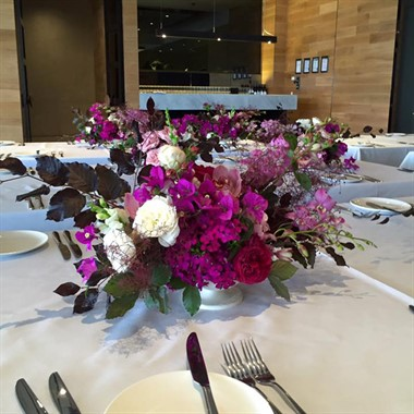 Lillypad Flowers | Florist | Wedding Table Flowers