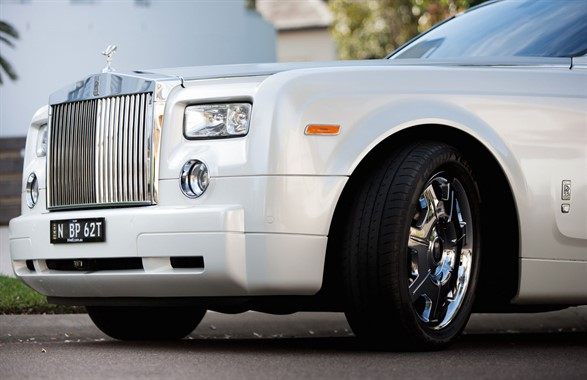 Rolls Royce Hire Sydney | Wedding Transport | Rolls Royce With