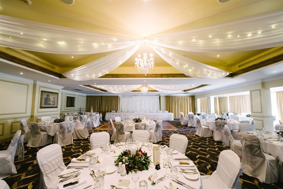 The Hills Lodge Hotel | Wedding Venue | Wedding Reception