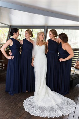 Angourie Rainforest Resort | Wedding Venue | Bridesmaid Dresses