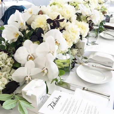 Katie Bloom Flowers | Florist | White Orchids